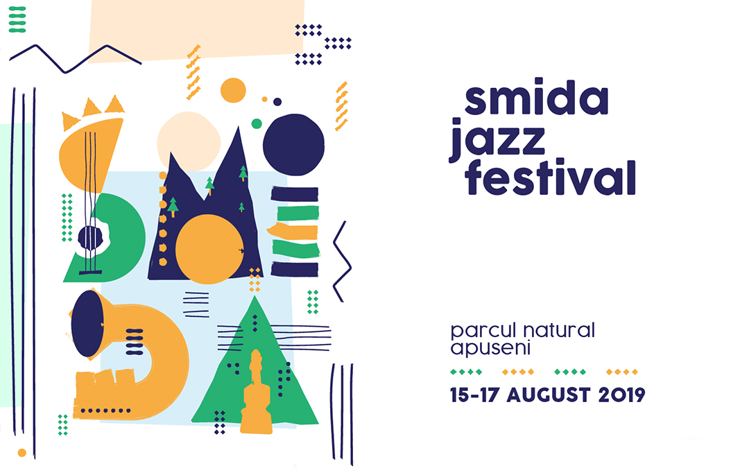 Paolo Profeti European Collective, Phronesis and Mammal Hands will perform at #smidajazz2019